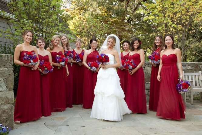 Erin and Jon marry in Potomac, Maryland » Michael Segal ...